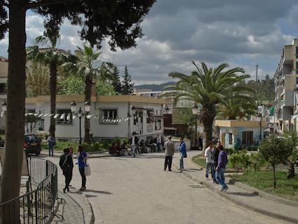 le centre culturel de Tizi-Ouzou