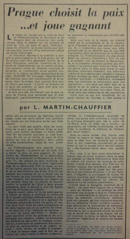 P50 N°56 28 août 1947 Chauffier petit