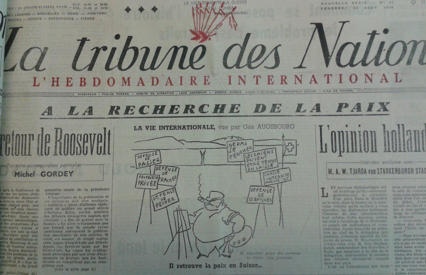 TdN N°50 30 août 1946