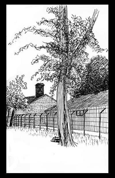 La bougie d'Auschwitz petit