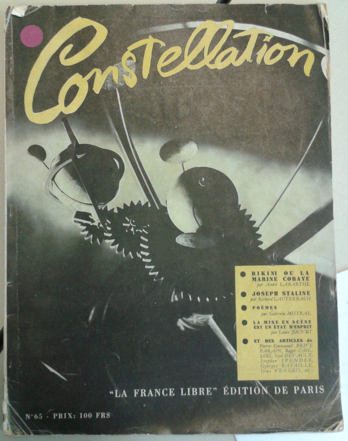 Constellation N°65